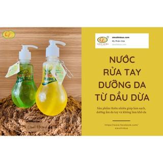 Nước rửa tay dưỡng da từ dừa Cửu Long 2