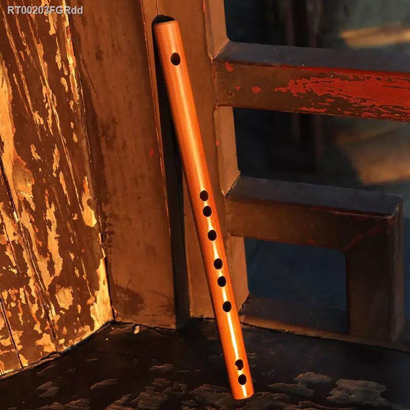 Ống sáo mini có lỗ tiện dụng cho học sinh