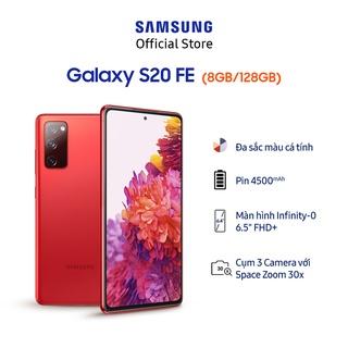Điện Thoại Samsung Galaxy S20 FE (8GB 256GB) - Hàng Chính Hãng thumbnail