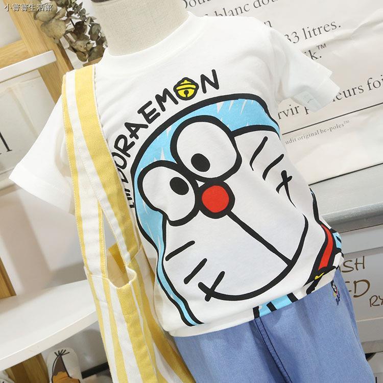 Mô Hình Mèo Máy Doraemon Trang Trí
