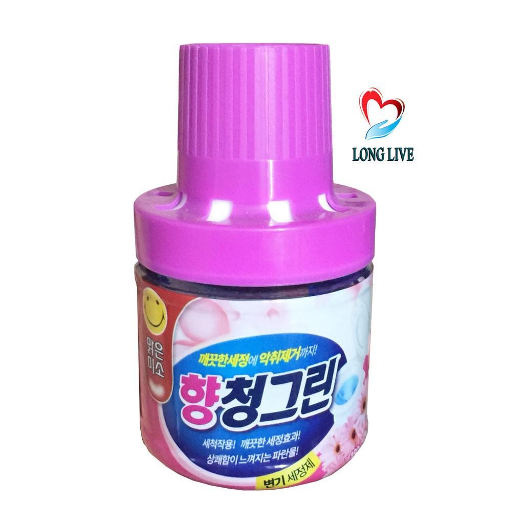 Cốc Thả Bồn Cầu Hàn Quốc Hương Lavender - Nhập Khẩu Hàn Quốc 180g