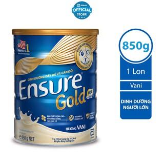 Sữa bột dành cho người bị tiểu đường Glucerna Abbott 850g