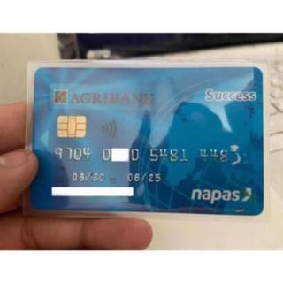 Túi Đựng Căn Cước Công Dân Chứng Minh Thư Thẻ ATM Card Visit Bằng Lái Xe thumbnail