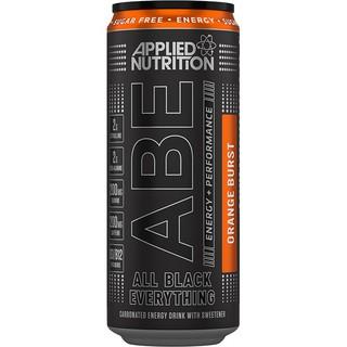 ABE Energy + Performance dạng lon Applied Nutrition 330ml nước uống thể thao tăng năng lượng tập gym, dùng cùng whey