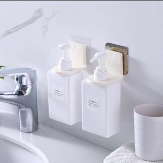 Miếng dán treo chai dầu gội, sữa tắm thông minh thumbnail