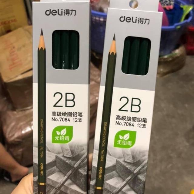 Bút chì 2B loại
