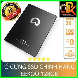 Ổ CỨNG SSD EEKOO 128G V100 2.5 SATA3 CHÍNH HÃNG thumbnail