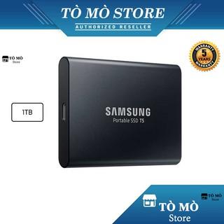 Ổ cứng di động SSD Samsung External T5 1TB USB 3.1
