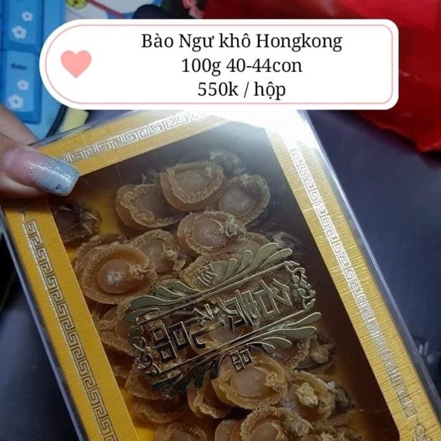 Bào ngu Hong-Kong