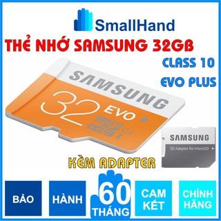 Thẻ nhớ MicroSD SamSung 32GB Chính hãng Bảo hành 5 năm Evo Plus Class 10 Kèm Adapter thumbnail