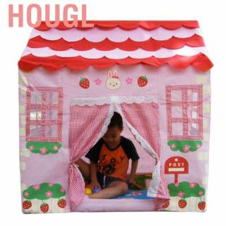 Hougl Hot Teepee Kids Play Tent Large Wigwam Outdoor Playhouse Toy Christmas Gifts❤IS