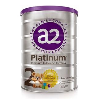 Sữa Bột A2 Platium Infant Formula Số 2 900g thumbnail