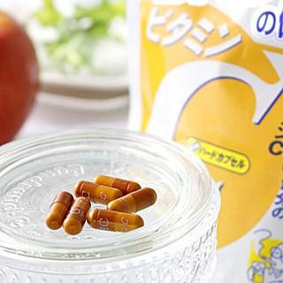 [Date Mới Nhất] Bổ Sung Vitamin C D.H.C Nội Địa Nhật 120 viên – 60 ngày