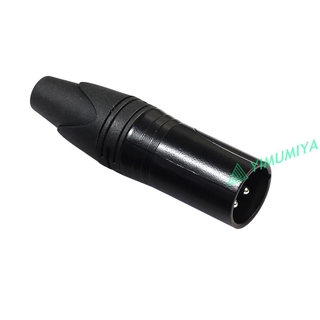 (In stock)XLR 3Pin Male DIY Audio Cable Microphone Connector Solder Plug MIC Adapter