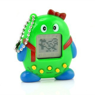 Máy chơi nuôi thú ảo có móc khóa-o22