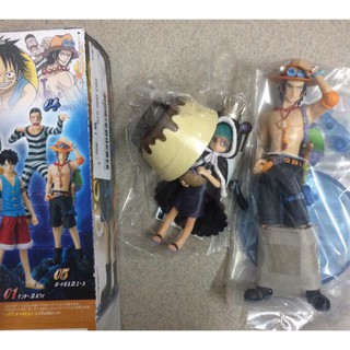 Ace One Piece Styling Bandai F05