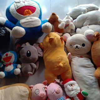Thu nhồi bông chuyen bỏ sỉ số lượng lớn gấu bông nhật dài hạn mẫu mã đa dạng giá cả phù hợp với yêu cầu của khách hàng..