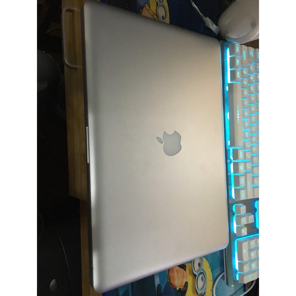 Macbook Pro 2010 i5 ram 4 hdd 500 đẹp như mới giả rẻ