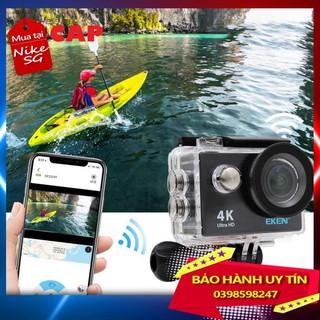 [ HOÀN XU ] Camera Hành Trình Phượt Eken H9R 4K Ultra HD Wifi Chống Nước – BẢO HÀNH 1 ĐỔI 1