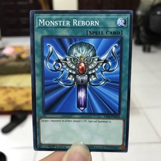 Combo 5 lá: Monster Reborn + Zero Gravity + Texchanger + Flamvell Guard + Exarion Universe