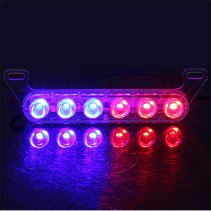 Đèn LED gắn biển số xe - thẳng hàng