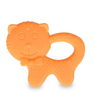Food Grade Silicone Baby Soothing Teether Infant Supplies With Cartoon Shape Kittyhome
