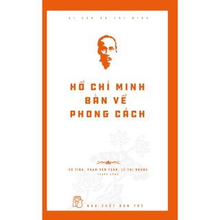 Sách-Hồ Chí Minh bàn về phong cách