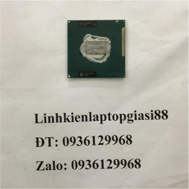 Cpu laptop i3-3110M
