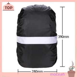 Adjustable Waterproof Dustproof Backpack Bag Reflective Dust Rain Cover thumbnail
