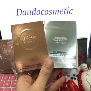 [ vial ] Nước hoa Jean Paul Gauliter Classique EDT Essence De Parfum EDP 1.5ml thumbnail