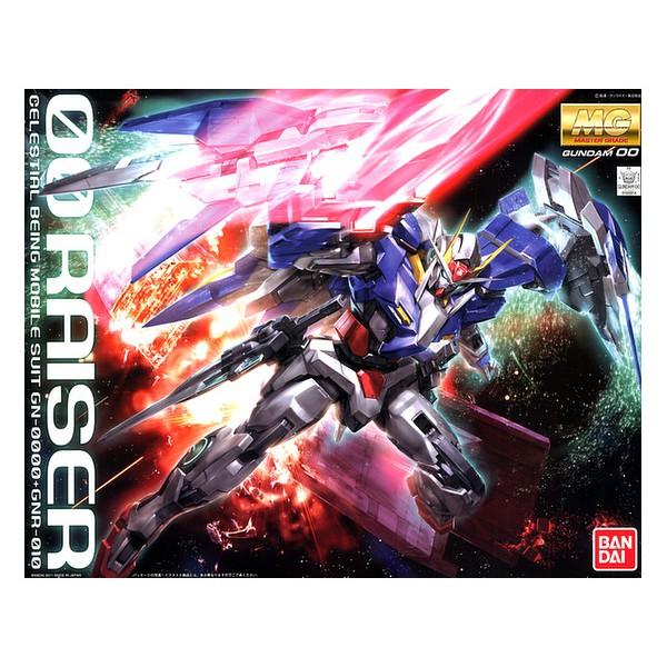 Mô hình Gundam MG 00 Raiser GN-0000