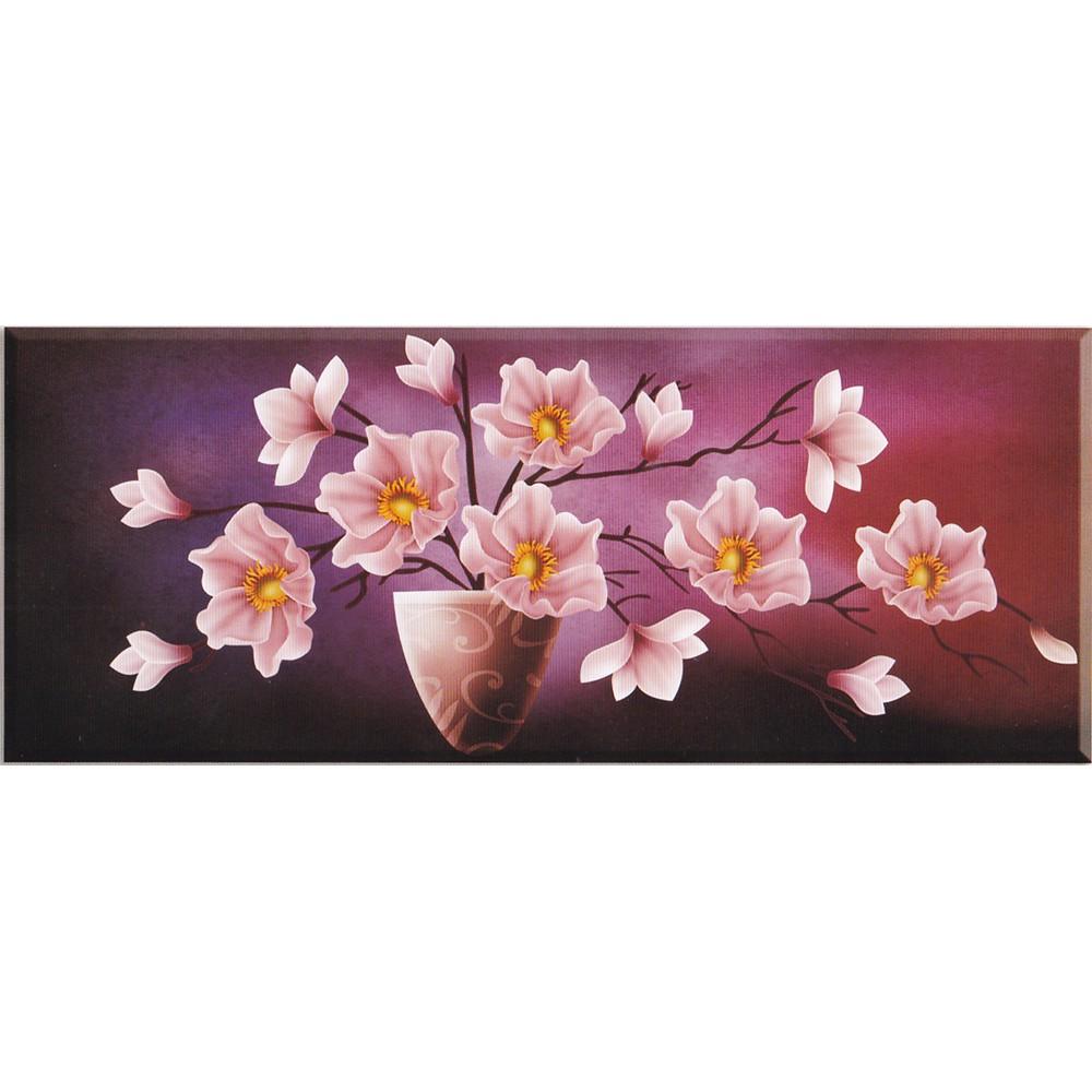 Tranh thêu chữ thập 3D Hoa Nến Lan