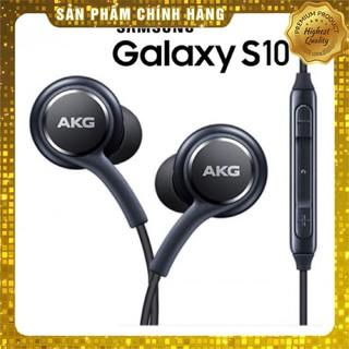 [HÀNG CHÍNH HÃNG + BH 6 THÁNG] Tai Nghe AKG Samsung Galaxy S10/S10+/S10Plus Chính Hãng Cổng 3.5mm - Hàng Zin Bóc Máy