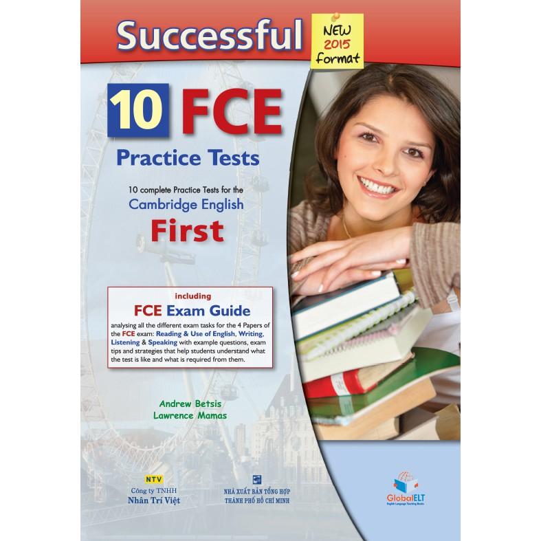 Successful FCE: 10 Practice Tests (kèm CD)