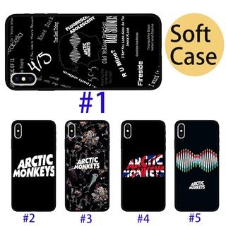 Arctic Monkeys Wallpaper Black And White Casing Silicone Rubber For OPPO A12e A33 A37 Neo 7 9 A5 2020 A7 2018 A71 A73 F5 A77 F3 A83 A1 A39 A57 Cover Shockproof Soft Phone Case