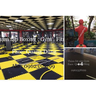 thảm phòng tập Gym , Boxing , Fitness Alo 0962358299