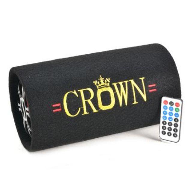 Loa Crown 5 + Rắc kết nối với điện thoại ( audio 1 rắc 3.5mm ra 2 hoa sen )