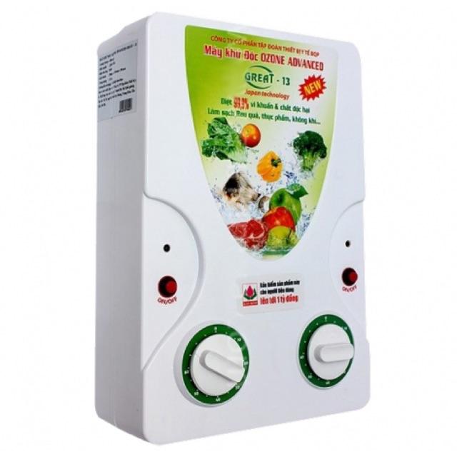 Máy khử độc thực phẩm NoNan (Hàng mới) Thanh lý