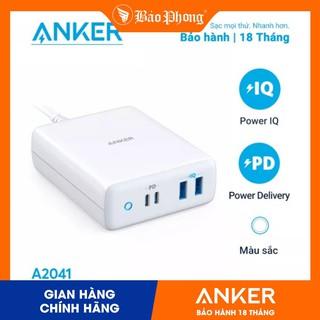 Sạc ANKER A2041 PowerPort Atom PD 4 100W (2 PD & 2 PIQ)- BH 18 tháng thumbnail