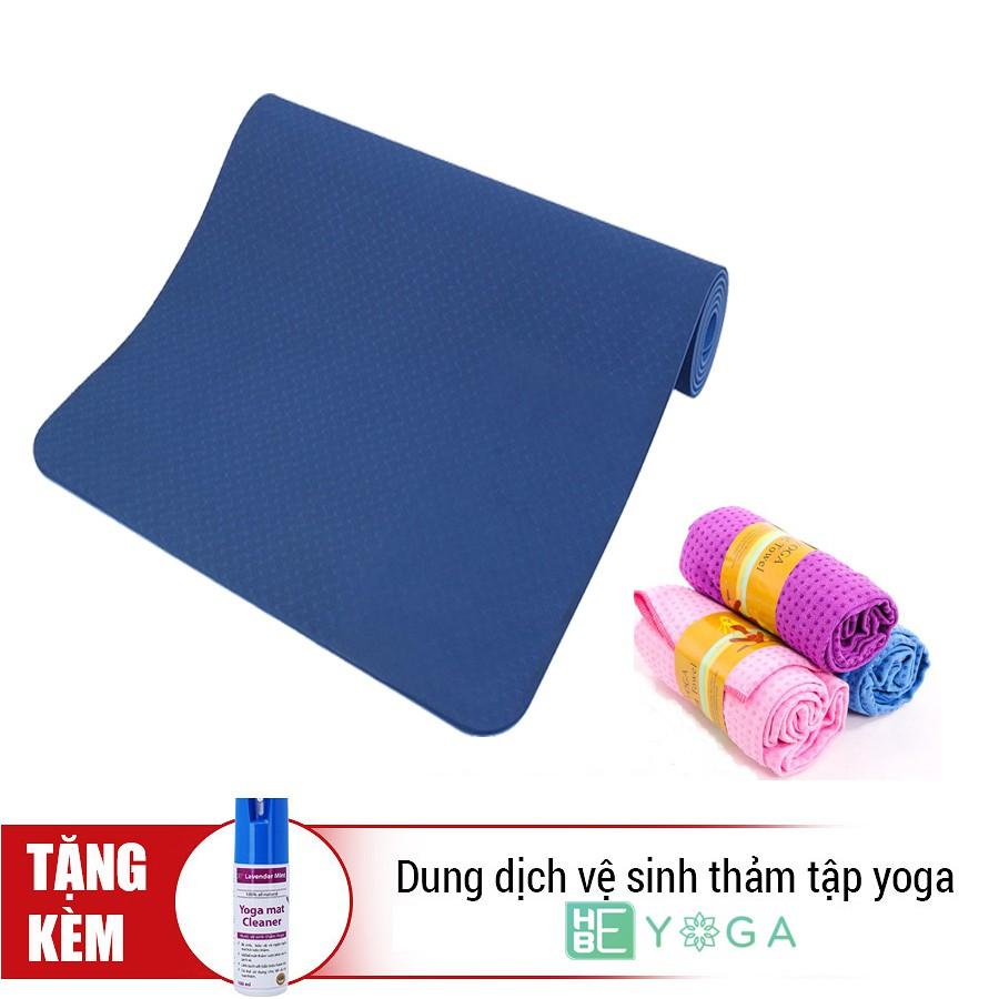 Thảm yoga TPE Relax Eco 6mm 2 lớp , Khăn trải thảm ( Tặng chai dung dịch vệ sinh thảm) - 3121193 , 1009705701 , 322_1009705701 , 700000 , Tham-yoga-TPE-Relax-Eco-6mm-2-lop-Khan-trai-tham-Tang-chai-dung-dich-ve-sinh-tham-322_1009705701 , shopee.vn , Thảm yoga TPE Relax Eco 6mm 2 lớp , Khăn trải thảm ( Tặng chai dung dịch vệ sinh thảm)