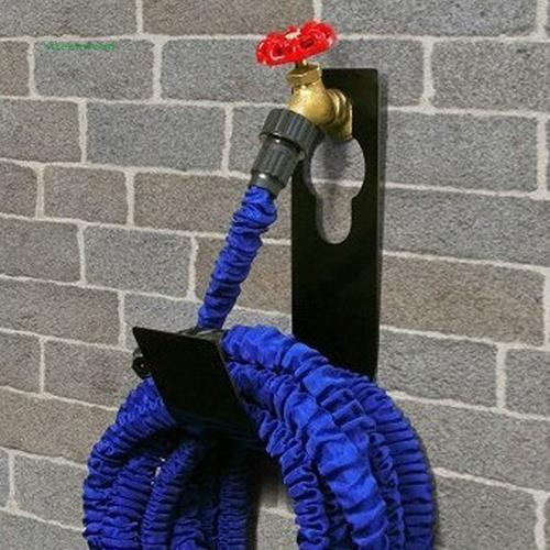 Móc kim loại gắn tường treo ống nước đồ vật tiện dụng