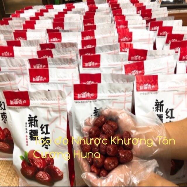 Táo đỏ tự khô trên cây Nhược Khương- Tân Cương