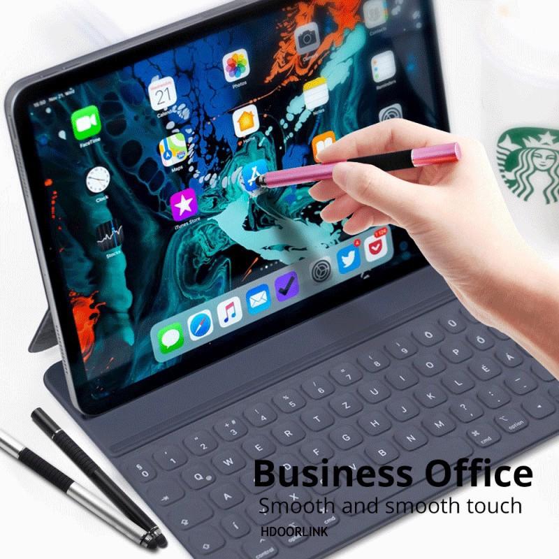 HdoorLink Bút cảm ứng kỹ thuật số 2 trong 1 cho điện thoại Android Iphone / máy tính bảng Ipad
