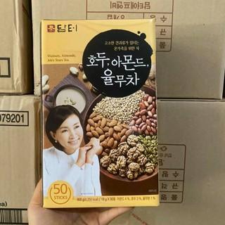 Ngũ Cốc Dinh Dưỡng DAMTUH Hàn Quốc 50 Gói - NGŨ CỐC ĂN KIÊNG HÀN QUỐC thumbnail
