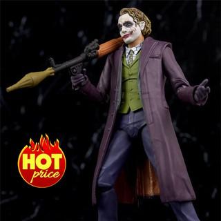 Mô Hình Joker The Dark Night Phong Cách SHF – S.H. Figuarts Full Box