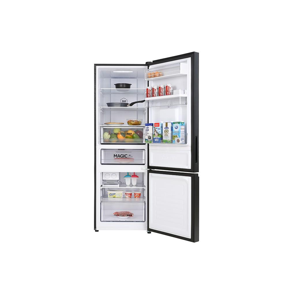 Tủ lạnh ngăn đá dưới Aqua 350L AQR-B379MA(WGB) chính hãng 14,990,000đ