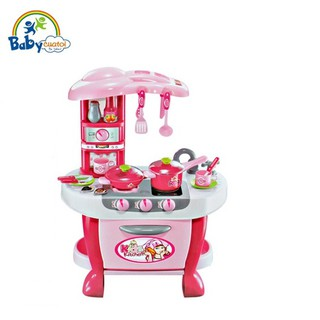 Bộ đồ chơi nấu ăn cao cấp BBT Global 008-801