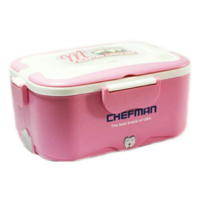Hộp cơm hâm nóng Chefman Inox CM-112I (Hồng) - 2428452 , 1492089 , 322_1492089 , 435000 , Hop-com-ham-nong-Chefman-Inox-CM-112I-Hong-322_1492089 , shopee.vn , Hộp cơm hâm nóng Chefman Inox CM-112I (Hồng)