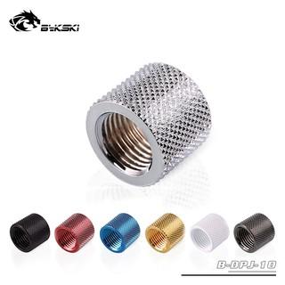 Fit nối double Female ren G1 4 Bykski tản nhiệt nước custom - Hyno Store thumbnail