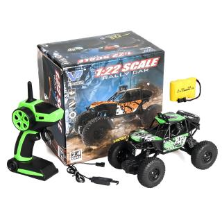 Cool RC Car 2.4Ghz High Speed Remote Control Off-road Vehicles